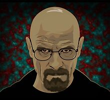Walter White by rouseyburga