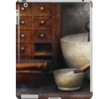 Apothecary - Pestle & Drawers iPad Case/Skin