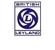 British Leyland Photographic Print