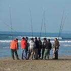 SURF CASTING FISHING- MARE-ITALIA-EUROPA- VETRINA RB EXPLORE 18 FEBBRAIO 2013 - by Guendalyn