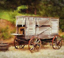 Chuck Wagon by MaryTimman