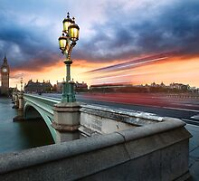 Westminster by Michael Breitung