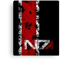 N7 Canvas Print