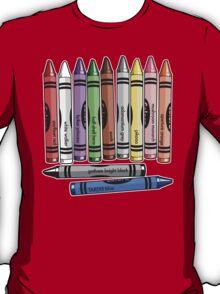 Color Me Nerdy - Kiddie Version T-Shirt T-Shirt