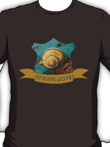 Yellow Snail House T-Shirt