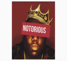 Biggie Notorious Supreme tag SALE by ContrastLegends