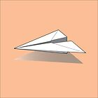 Paper Airplane 3 by YoPedro