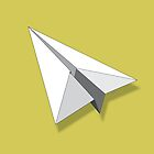 Paper Airplane 5 by YoPedro