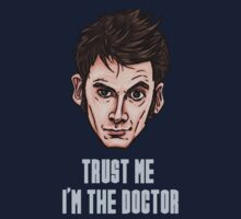 Trust me I'm The Doctor Kids Clothes