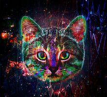 Planet Cat by kylemundy