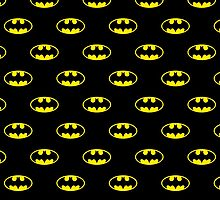 batman pattern by zode