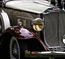 1933 Packard Roadster by thomr