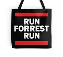 Run Forrest Run Tote Bag