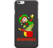 SURPRISE Jack in the Box iPhone Case/Skin