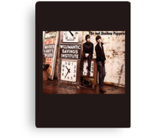 The Last Shadow Puppets  Canvas Print