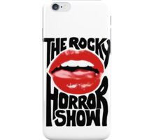 Rocky Horror Show iPhone Case/Skin