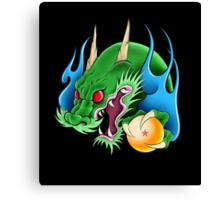 dragon of dragon ball z Canvas Print