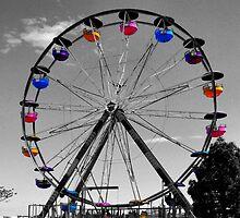 ferris wheel by TopherLee