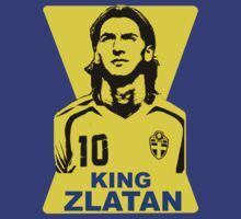 king Zlatan by rodrigoafp