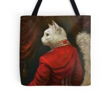 The Hermitage Court Chamber Herald Cat Tote Bag