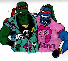 The Bro's  by deathwhispers