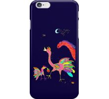 Silenced by the Night iPhone Case/Skin