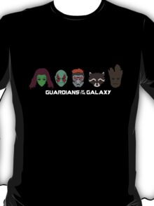 Simple Guardians of the Galaxy T-Shirt