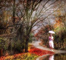 In the Dream,  Came Rain... by Nadya Johnson