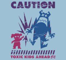 Caution...Kids!!! by loku