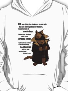 Bane's Cat Rises! T-Shirt