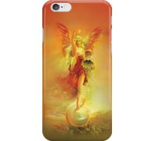 ANGEL OF ABUNDANCE (FORTUNA) iPhone Case/Skin