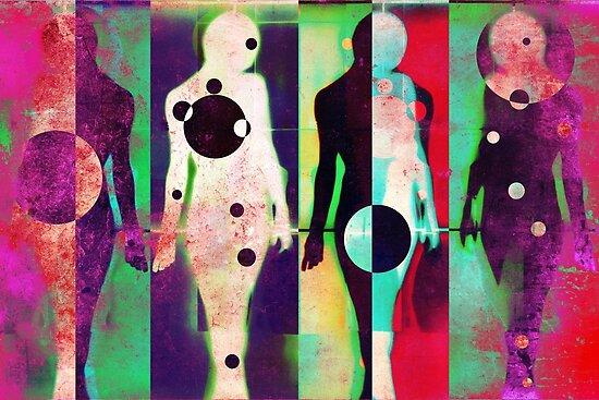 Body Language 16 by Igor Shrayer