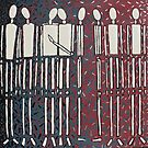Standing Around by Adam Regester