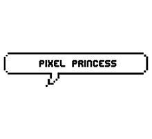 pixel princess by msanimanga