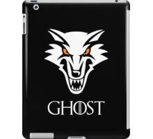 Direwolf Ghost iPad Case/Skin