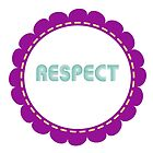 Sticker: Respect by siutaam