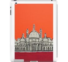 Sunset Pavilion iPad Case/Skin