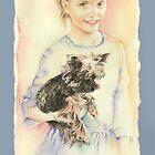 *Portrait of Sylwia* by Anna Miarczynska