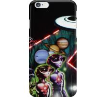 Area 51 and the Ferris Wheel iPhone Case/Skin