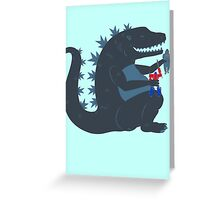 Let's be best friends forever! Greeting Card
