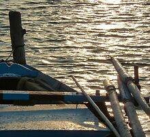 Hellenic Boats 13 by Andreas Theologitis