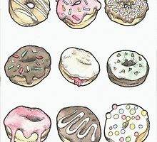 Donuts by Sara Wilson