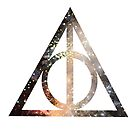 Deathly Hallows (White) by Winter Enright
