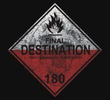 Final Destination - Hazmat by skunkrocker