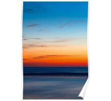 Early Morning Ocean Poster
