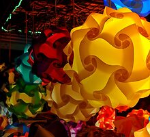 Puzzle Lamps (#2) by Stephen Burke