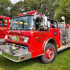 Flemington Fire Truck 49-62 by manateevoyager
