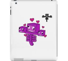 Friendly Wither iPad Case/Skin