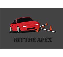Hit The Apex Photographic Print