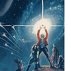 Guardians of the Galaxy Star Wars Case by mattferguson